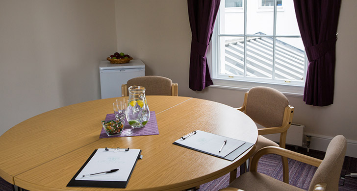 The George Eliot Meeting Room